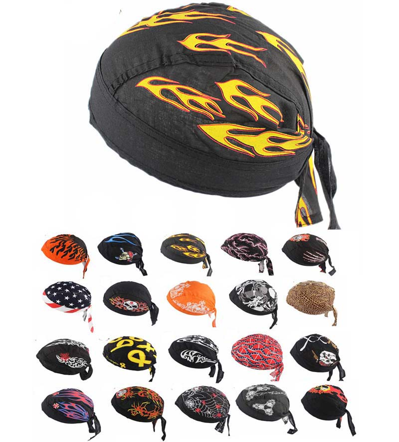 Cotton Du rag Durag Headwraps Paisley Turban Chemo Hats skull bandit Cap  mix colors slr объектив olympus zuiko digital ed 70 300mm f4 0 5 6