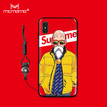 Ultrathin Soft TPU Case for iphone X 6 6s 7 8 Sup Fashion Brand pattern Back Cover Phone Case for iphone 5s 7plus for tide