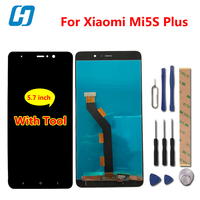 For Xiaomi Mi 5S Plus LCD Display Touch Screen Digitizer Assembly Replacement Accessories For Xiaomi Mi5S