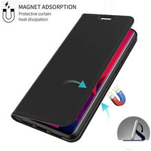Luxury Magnetic Flip Wallet PU Leather Card Holder Stand Case For Huawei Mate 20