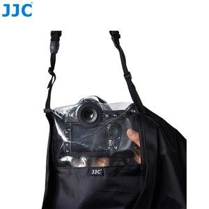JJC DSLR дождевик для камеры, Защитный Водонепроницаемый дождевик для камер Canon EOS серии 6D/5D MARK II/550D/750D/70D/80D