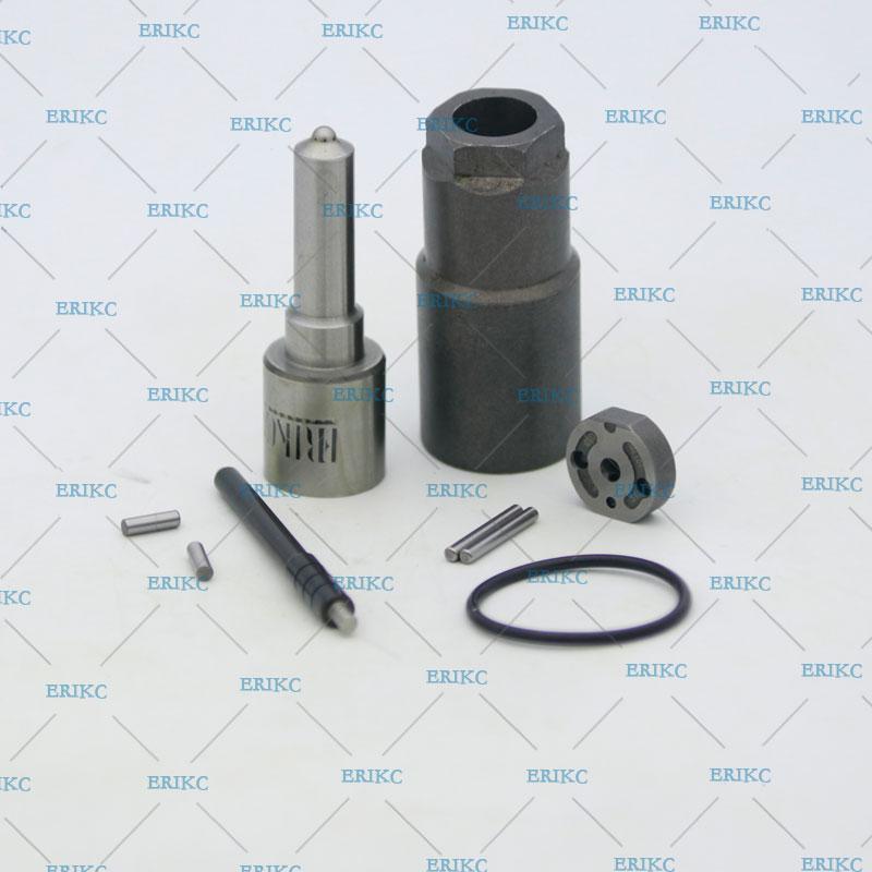 ERIKC 095000-5550 Diesel Fuel Injector Overhaul Repair Kits Nozzle DLLA150P866 Valve Plate 04#  for 33800-45700 HYUNDAI HD78WERIKC 095000-5550 Diesel Fuel Injector Overhaul Repair Kits Nozzle DLLA150P866 Valve Plate 04#  for 33800-45700 HYUNDAI HD78W