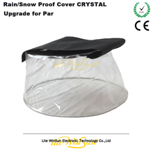 Litewinsune LED Par Lighting Raining Cover Snowing Protect Coated for Outdoor Stage Show