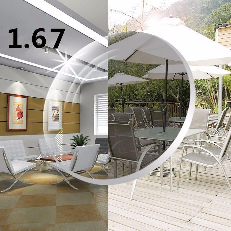 67 Übergänge Index Grad 1 Für Grau Oder Gläser Sonnenbrille Braun Einstärkenglas Mit Photochromen Objektiv Foto Asphärische dFtwfx5fq