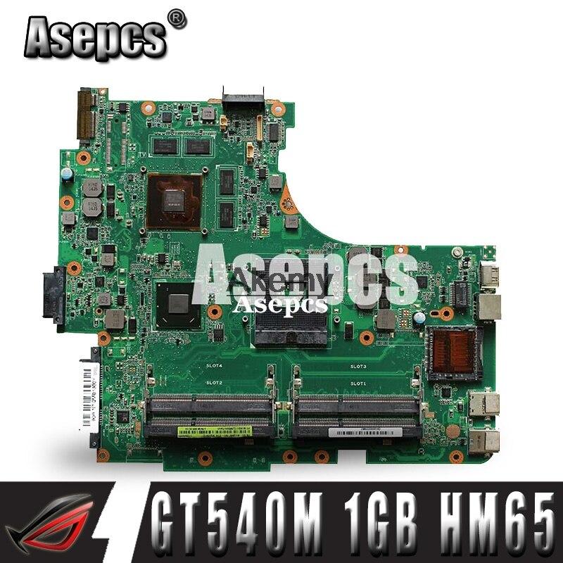 Asus N53SM Graphics XP