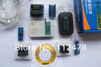 EZP2010+5 adapters+Soic8 clamp EZP 2010 Programmer 25T80 bios High Speed USB SPI Programmer Support 24 25 93 Series IC Free ship