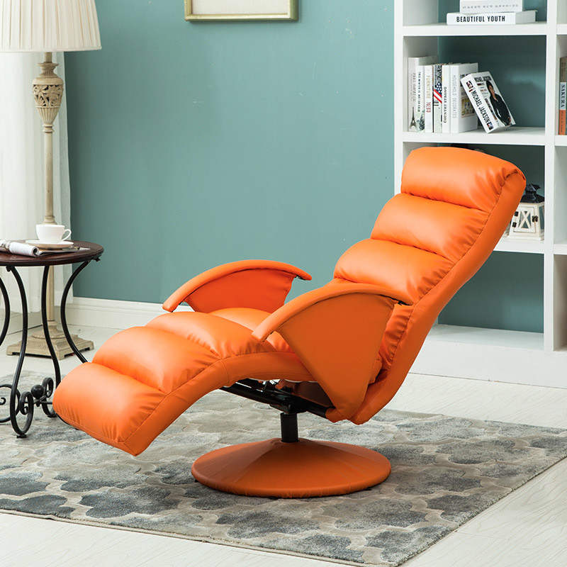 Comfortable lounge chair can be lazy nap TV chair Manicure beauty chair chair living room furniture computer experience цена