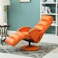 Confortável lounge chair pode ser cochilo preguiçoso cadeira Manicure beleza cadeira cadeira mobília da sala de estar TV experiência com o computador