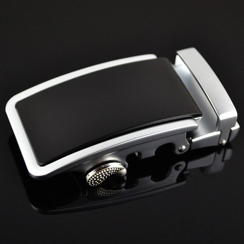 Fashion Men's Business Belt Buckles For 3.5cm Leather Ratchet Belt Men Apparel Accessories Gift Harajuku Holographic CE25-0170