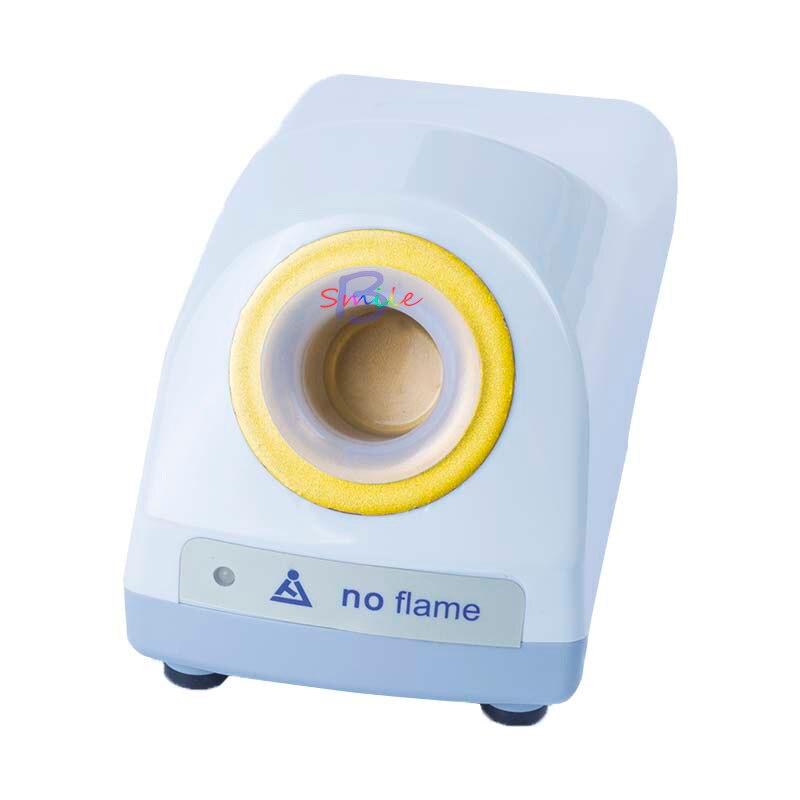 Spatules de chauffage de cire de sculpture infrarouge électronique de laboratoire dentaire pas de Pot de flamme