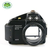 For Sony NEX 5N Camera Underwater 40m Photography Waterproof Housing Case Diving Surfing Swiming Drifting Accessory Cover