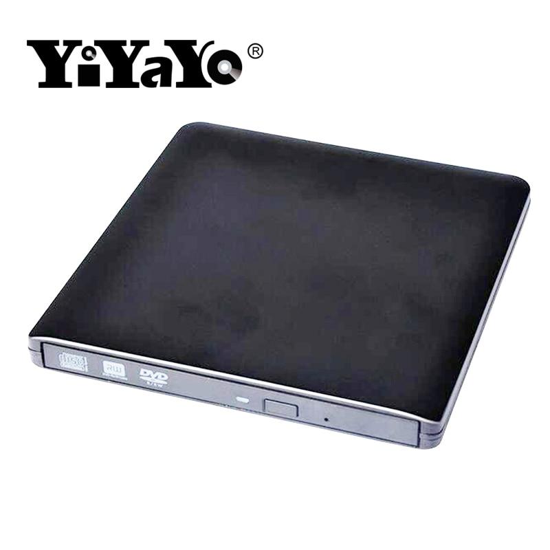 YiYaYo USB 3.0 DVD RW kirjutaja Väline CD / -ROM optiline draiv CD - Arvuti komponendid - Foto 2