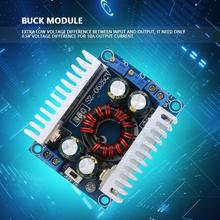 voltage regulator DC-DC Adjustable Voltage Step Down Power Supply Buck Module 15A Extra low voltage adjustable power supply oubel high precision voltage regulated lab power supply 30v 10a 60v 5a power supplies adjustable voltage and current regulator