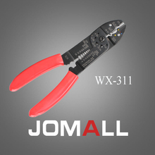 Купить с кэшбэком WX-311 crimping tool crimping plier 2 multi tool tools hands Multi-functional crimping stripping plier