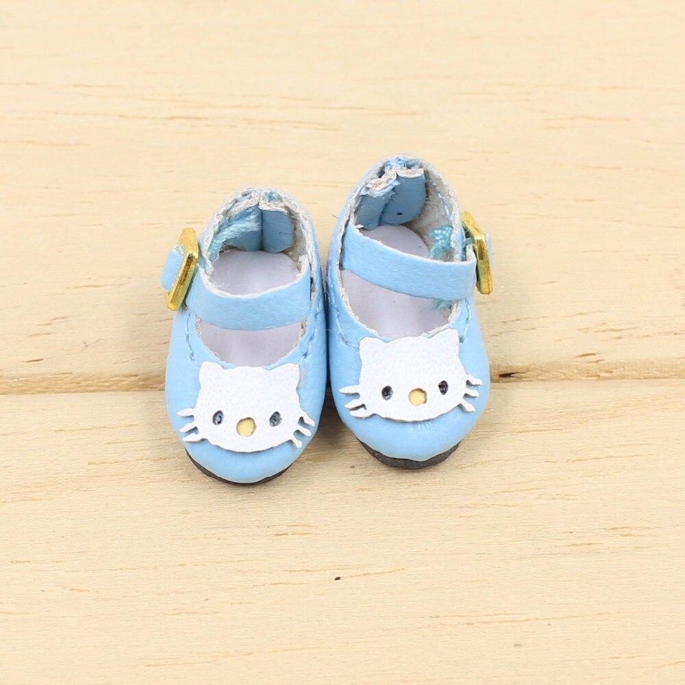 Middie Blythe Dolls Shoes 2cm 5