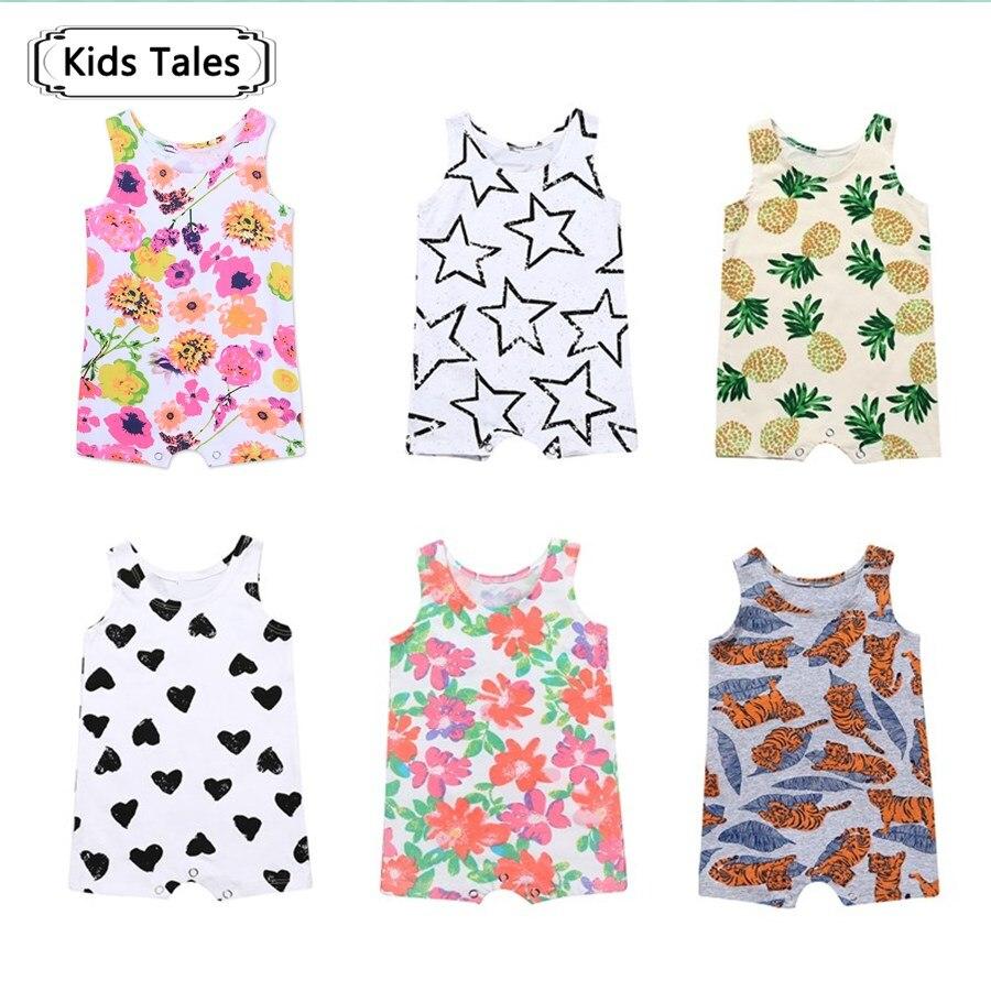 9a11fe85f 2018 New Fashion Boys Girls Summer Sliders Baby Summer Overalls Boy ...