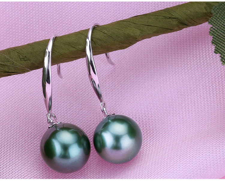 gold tahitian pearl earrings jewelry 101