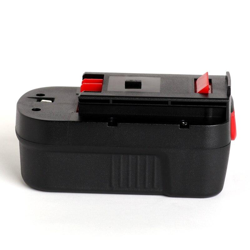 Runda 18V 3000mAh Battery For Black & Decker HPB18 HPB18-OPE 244760-00 A1718 A18 A18E Firestorm FS180BX FS18BX FS18FL FSB1