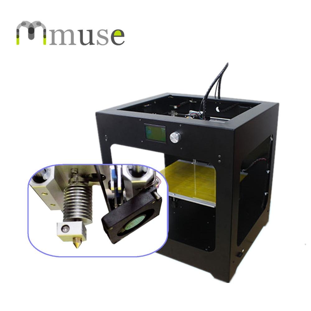 Single Extruder Heatbed Big DIY 3D Printer Machine With 300*250*250mm Print Size