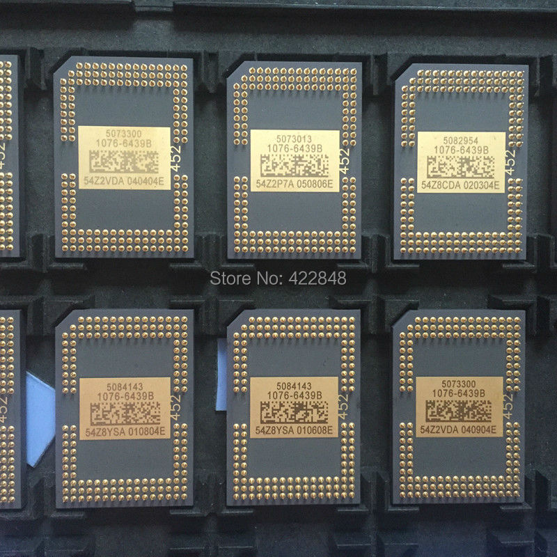 1076-6038B / 1076 -6039B CHIP for NEC NP216 projector ,DMD CHIP free shipping second hand 1280 6038b 1280 6039b dmd chip for is500 mw512 in3116 w600 with 1 month