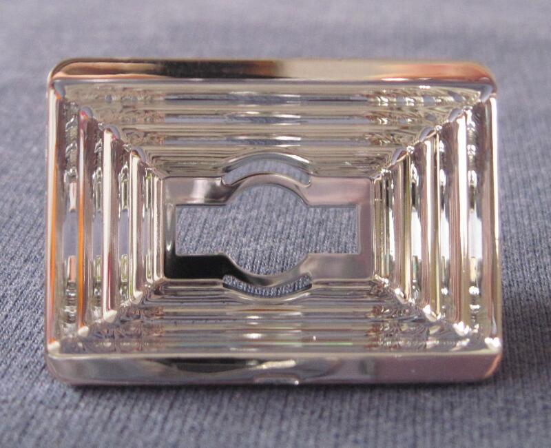 YPV-35 Высококачественная светодиодная отражательная чашка, размер: 35X25X13,5 мм, степень: 30*60, отражательная способность: 98%, чистая поверхность, материалы из поликарбоната