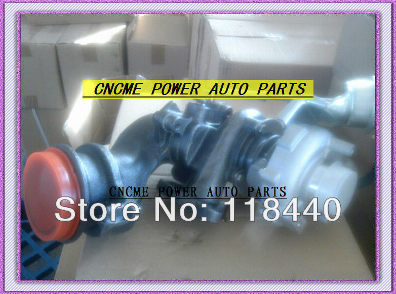 Turbo GT1544S 454064 454064-0001 454064-0002 Turbine Turbocharger For VW T4 BUS Umwelt Transporter AAZ 75HP 1995-2003 1.9/4 TD