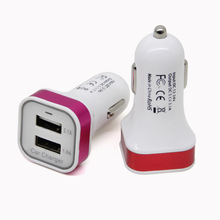 C02 Quick Charge Care Four Car Charger 2.0 3.0 Mobile Phone Car-charger adapter For Cellphone
