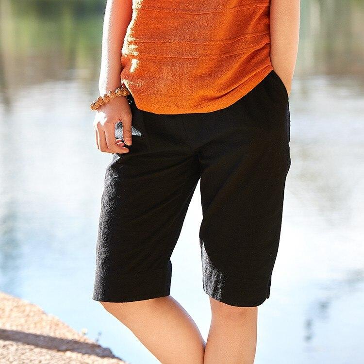fd18784a2 Buy black knee shorts > 50% OFF!