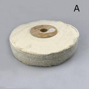 """Image 5 - 1 piece 10"""" Leather Surface Finishing Buffing Wheel Cloth Polishing Wheel"""