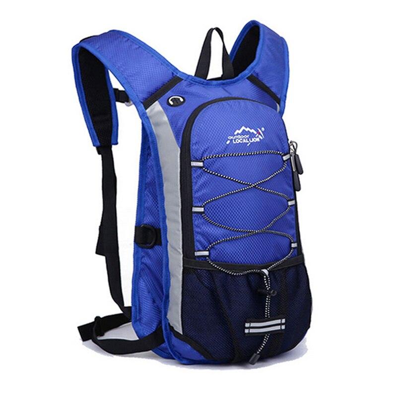 H819 Envío gratis venta caliente del ocio del alpinismo al aire libre mochila de