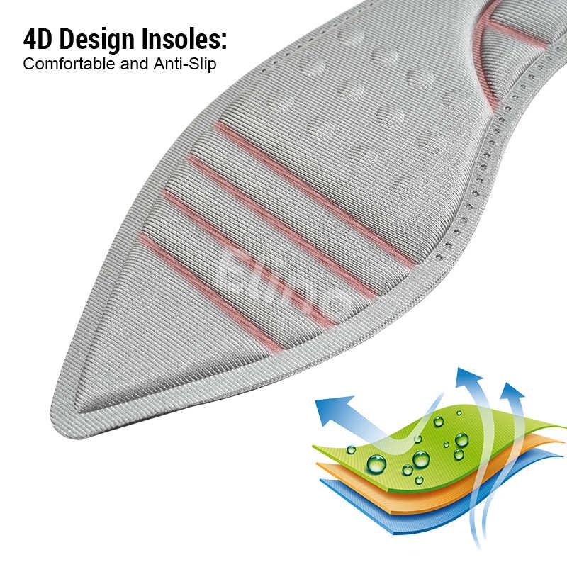 Elino Kadın 3D Sünger Yüksek Topuk Tabanlık Arch Destek Ortopedik Minderli Ayakkabı Pedleri anti-ağrı Ekler Tam Boy Pedleri