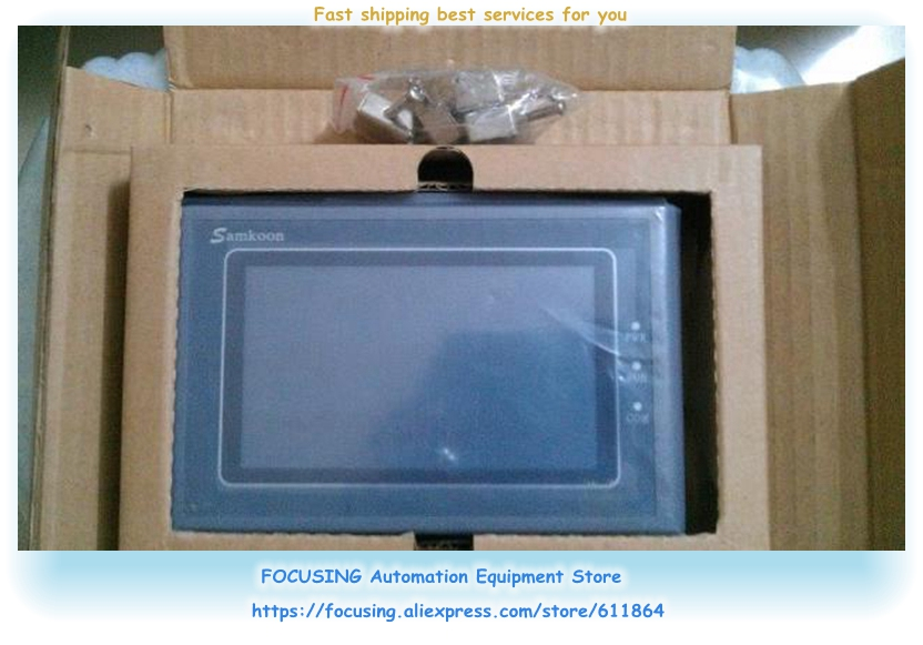 SK-050HE SK 050HE 5 inch HMI Touch Screen new originalSK-050HE SK 050HE 5 inch HMI Touch Screen new original