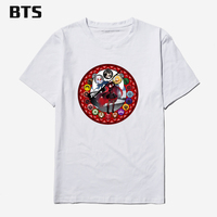 BTS RWBY T Shirt Men And Couple New Arrival Men T Shirt Casual Design Fashion Casual