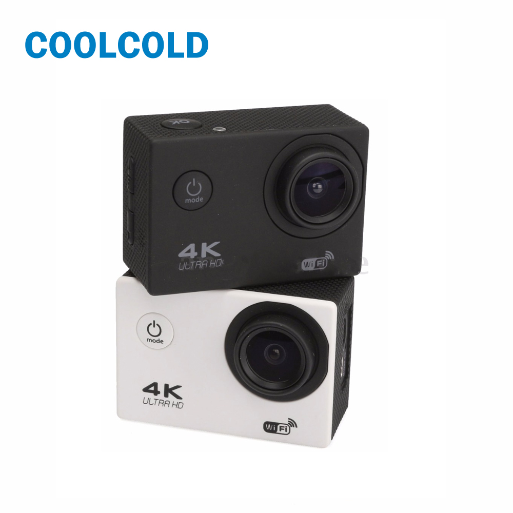 4K Waterproof Ultra HD UHD Action Sport Video Camera WiFi Camcorder FHD 1080P DV Cam Wide Angle Go Deportiva 2 inch LCD Pro 32G