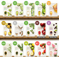 It's Real Squeeze Mask Sheet 15pcs-15 kinds / Made in Korea