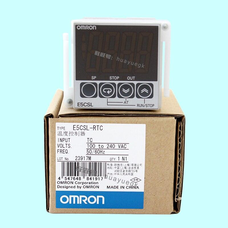 Original authentic OMRON electronic thermostat digital regulator E5CWL-R1TC E5CWL-Q1TC R1PE5CSL-RTC QTC E5EWL-R1TC Q1TC все цены