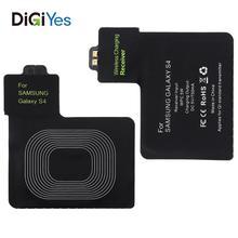5V 750mA Current WPC 5W QI Wireless Charging Receiver Patch Pad Wireless Charger Receiver Sticker for Samsung Galaxy S4 стоимость
