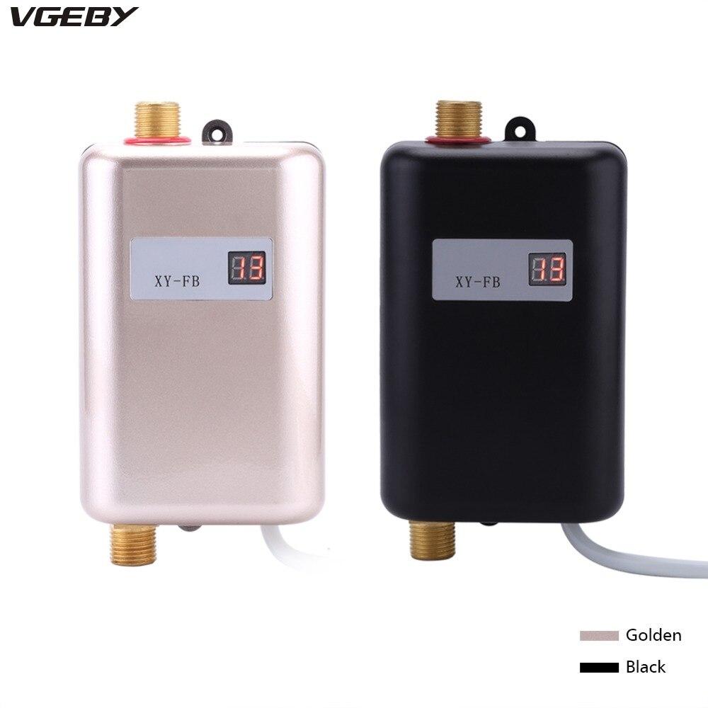 Aliexpress Com Buy 3500w Instant Electric Tankless Water