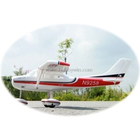 Mini Cessna 182 EPO 928mm RC Airplane Trainer Brushless Motor Lipo battery 2.4Ghz Model Aircraft