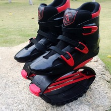 Canguro de Salto Zapatos de Fitness Unisex Traje para el peso corporal 20 ~ 110 kg (44lbs-243lbs) Rebote Rebote zapatos