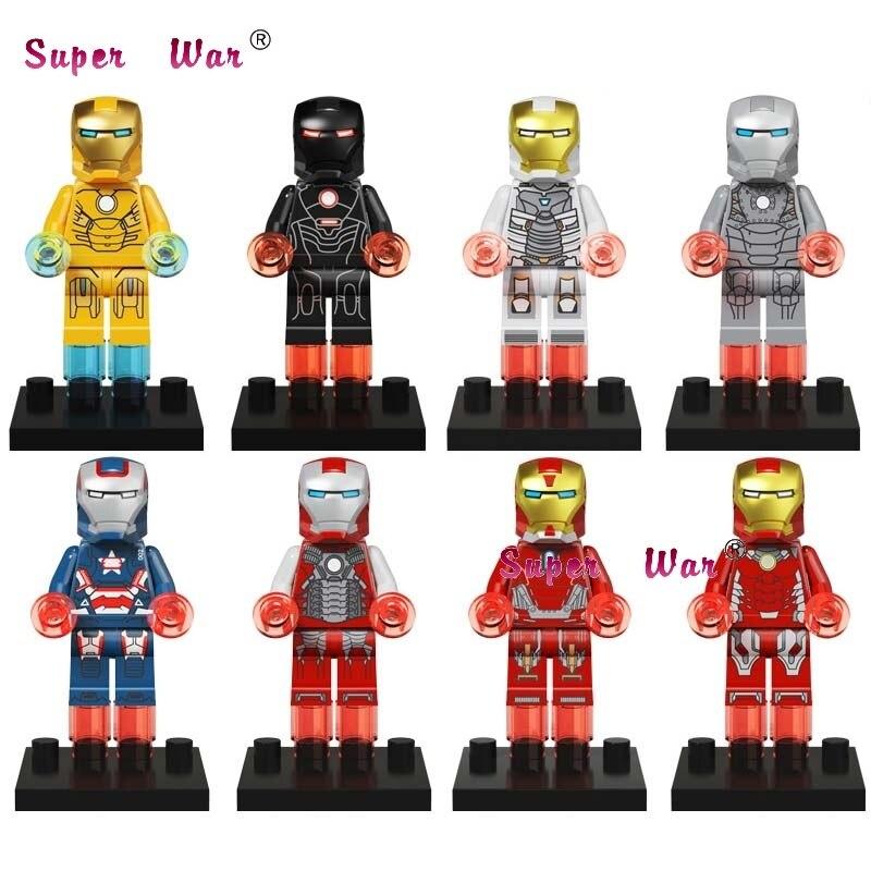 80pcs starwars superhero building blocks M14-21 Series action bricks friends for girl boy house games kids children toys
