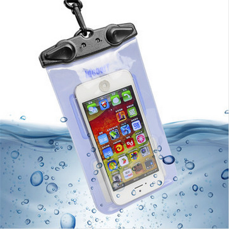 Universal IPX8 Waterproof Underwater Pouch For General GM 5 Plus OPPO F1S A 59 A59 LeTV LeEco Le Max 2 X829 Leagoo M8 Pro