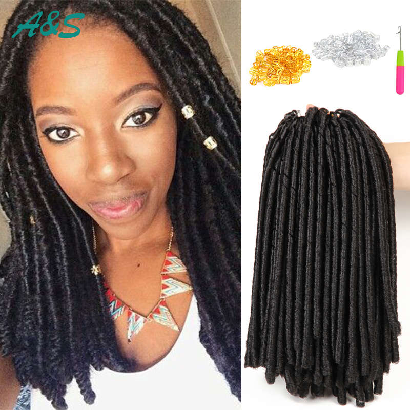Crochet Dreads Hairstyles : dreads crochet hair extensions crochet braids hairstyles dreadlock ...