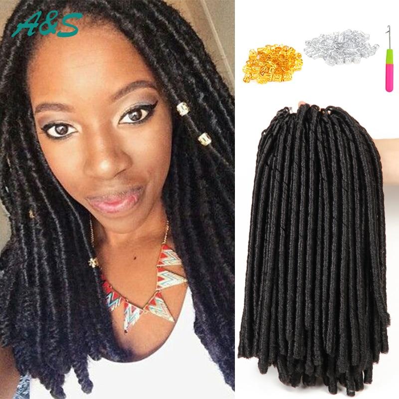 Crochet Dreads Hairstyles : dreads crochet hair extensions crochet braids hairstyles dreadlock ...