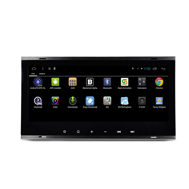 Android 6.0 2 DIN CAR Audio DVD GPS Navigation For VW Volkswagen Touareg 2003-2010 VW T5 Multivan 2009 2010 Radio video WIFI 3G