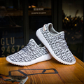 Hot Shoes Woman 2016 Walking Air Mesh Unisex Fashion Super Light Breathable Shoes Women Casual Flats Shoes Chaussure Femme