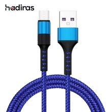 2 м Micro USB кабель для samsung S7 QC3.0 кабель для быстрой зарядки для Xiaomi Note 5 Pro Microusb Android Кабели для телефонов 3A Быстрая зарядка