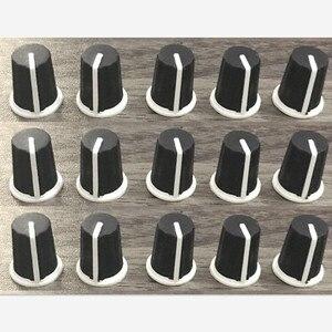 15Pcs/Lot EQ Cap Equalizer Knob / High School Bass Pot Knob Cap for Pioneer DJ MIXER DJM djm-2000 900 850 750 700 800(China)
