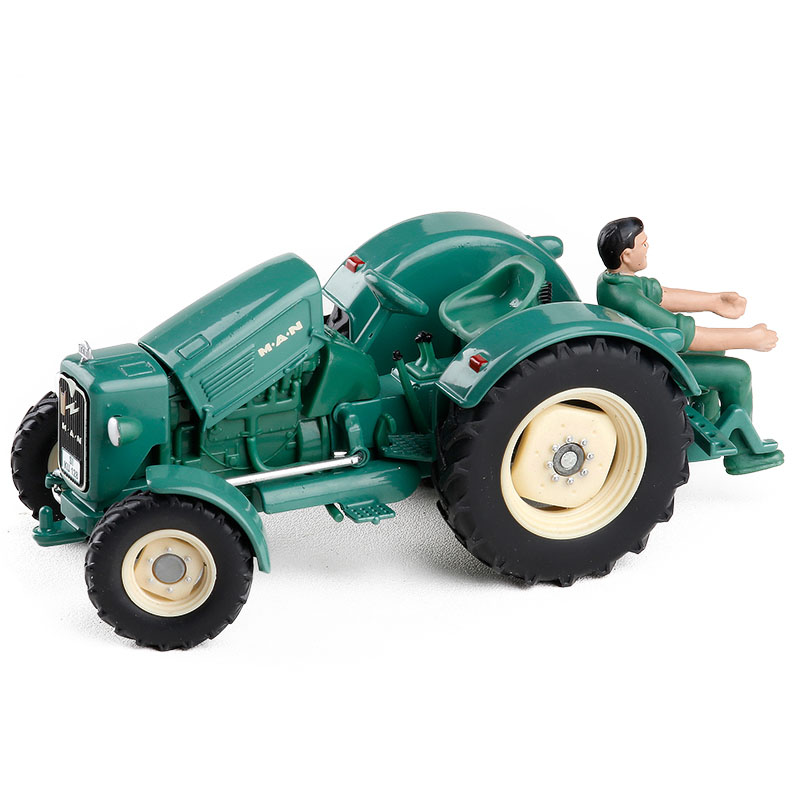 Image 2 - SIKU Simulation tracteur camion jouet alliage Agriculture ferme camions modèle ingénierie voiture enfants jouets cadeaudiecast metaltruck toycar toy -