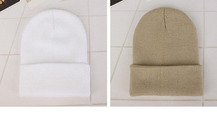 Winter Knit Beanies 15